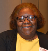 Carolyn Parker (New York City Chapter, Bronx County)