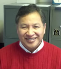 Gene Dumlao, Outreach Counselor